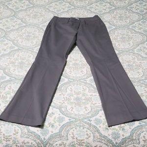 New Slate Grey Loft Slacks